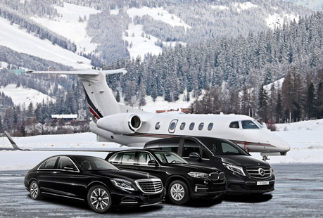 Airport Transfer Gstaad